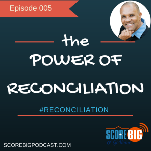 Reconciling with others and self