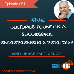 The Petri Dish Of Entrepreneurship
