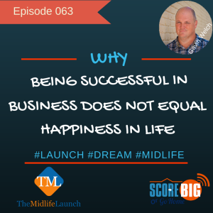 successful in business unhappy in life